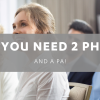 Selling Managers – You need 2 phones!