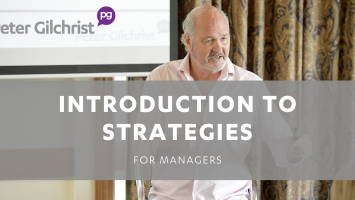 Introduction to Strategies for Managers