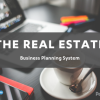 The Business Planning System for your Real Estate Office