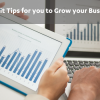 4 Profit Tips for you to Grow your Business!