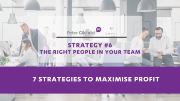 The Right People in your Team