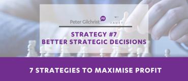 Make Better Strategic Decisions