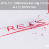 Why Your Interview Culling Process Can Miss A Top Performer