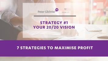 20/20 Vision Market Share & Profit