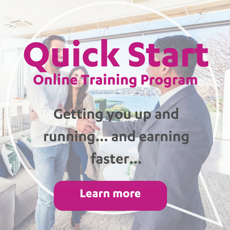 Quickstart Online Training