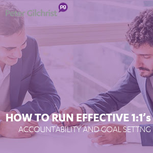 Seminar How To Run Effective 1on1s